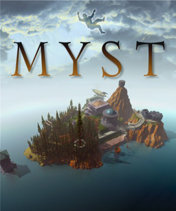 Myst game logo