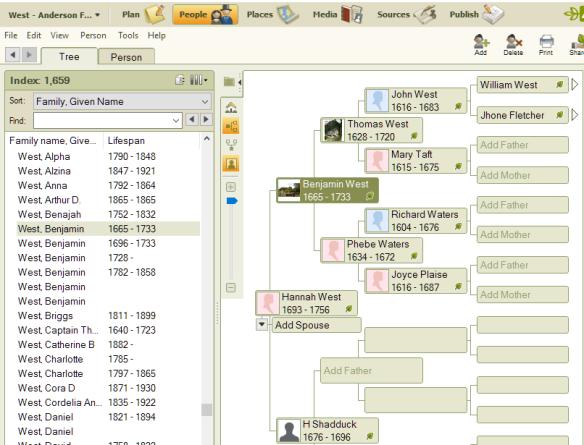 free online family tree maker